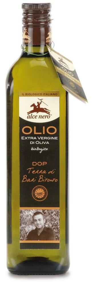 Фото №2 ALCE NERO Масло Оливковое нерафинированное Extra Vergine di Oliva DOP 750 мл