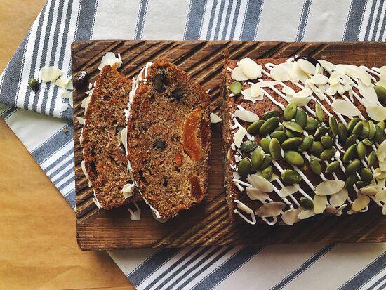 Фото №2 SASHA BREAD BAKERY Кекс морковный 220 г
