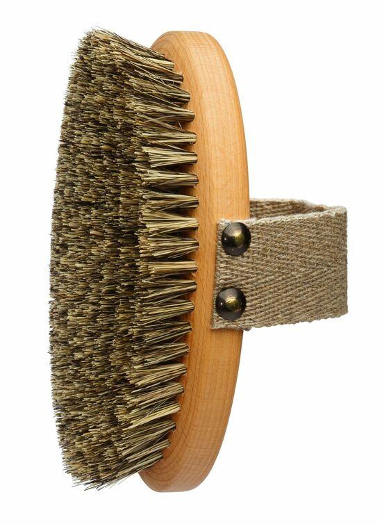 Фото №2 FORSTERS NATURAL Щётка массажная из древесины и натуральной щетины