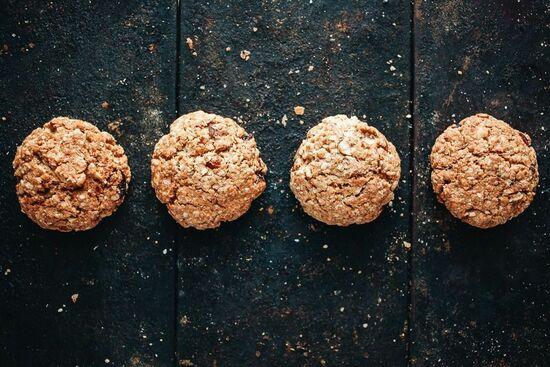 Фото №2 SASHA BREAD BAKERY Набор Овсяное печенье 240г