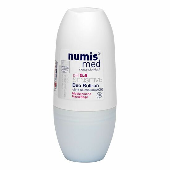 Фото №2 NUMIS MED Дезодорант шариковый Сенситив pH5 5 50 мл