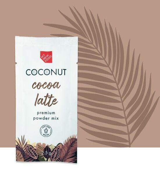 Фото №2 MYNEWFOOD Какао на кокосовом молоке, саше 25 г