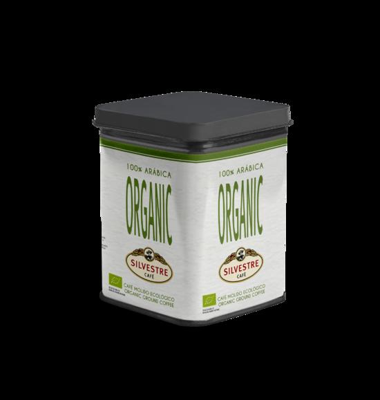 Фото №2 Caf? Silvestre Кофе натуральный жареный молотый 100% арабика Органический,250 г