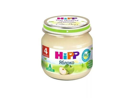 Фото №2 HIPP Пюре яблоко с 4 мес 80 г