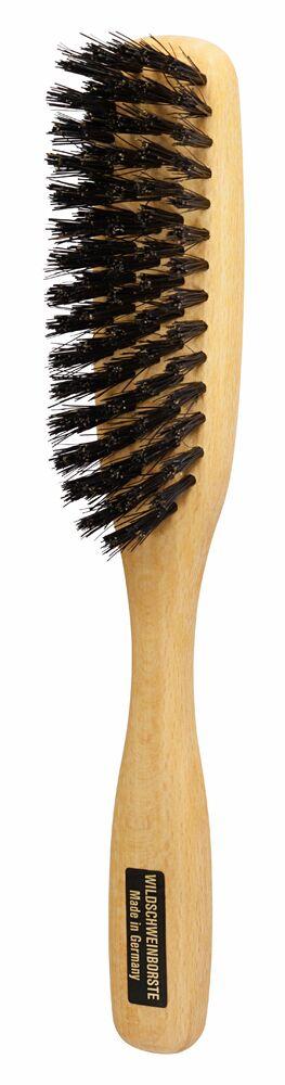 Фото №2 FORSTERS NATURAL Щётка для волос из бука и щетины дикого кабана малая