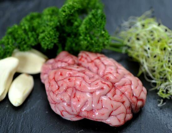 Фото №2 УГЛЕЧЕ ПОЛЕ Мозги говяжьи з/м субпродукты первой категории