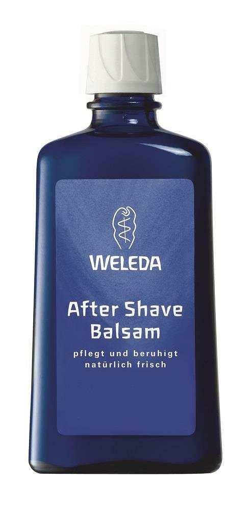 Фото №2 WELEDA Бальзам после бритья 100 мл