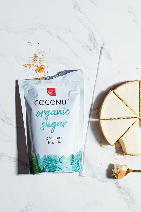 Фото №2 MYNEWFOOD Сахар кокосовый органический 250 г