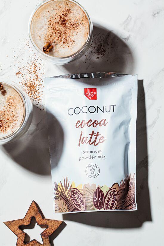 Фото №2 MYNEWFOOD Какао на кокосовом молоке 175 г