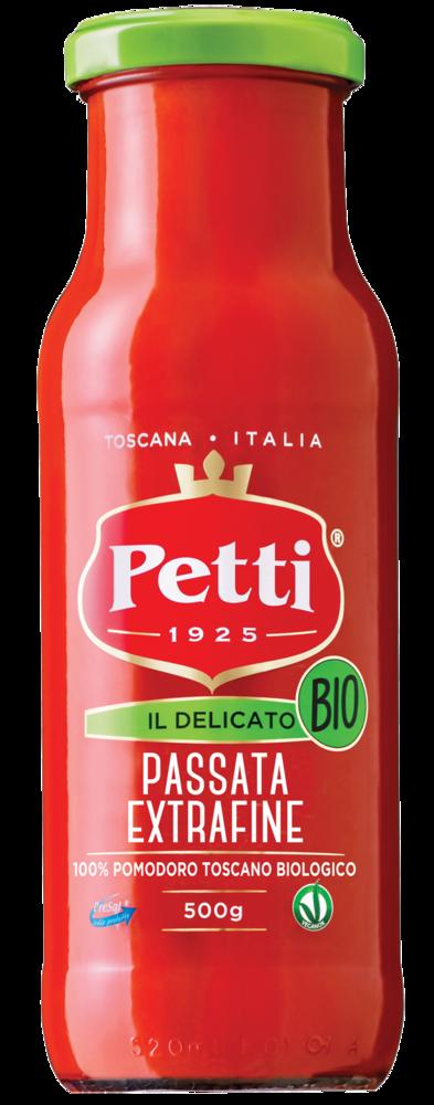 Фото №2 PETTI Кетчуп томатный БИО 340 г, Веган