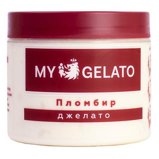 Фото №2 MY GELATO Мороженое Пломбир 300 г