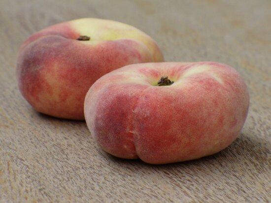 Фото №2 Персики инжирные
