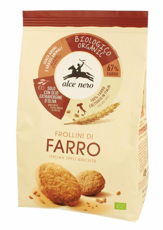 Фото №2 ALCE NERO Печенье пшеничное из Полбы  300 г