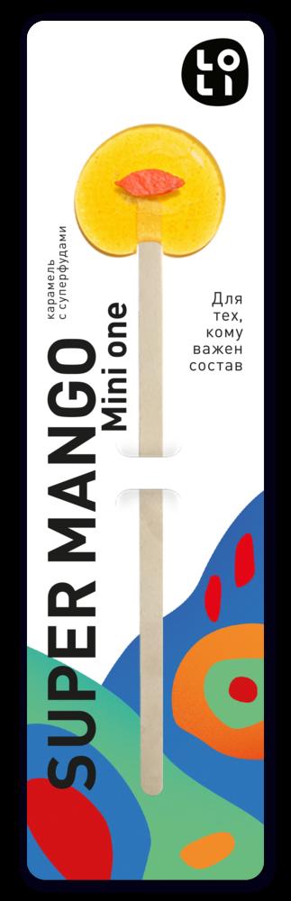 Фото №2 LO-LI Карамель super mango mini one 8 г