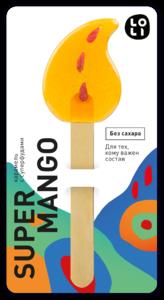 фото LO-LI Карамель super mango Без Сахара 35 г