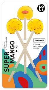 фото LO-LI Карамель super mango mini Без Сахара 24 г