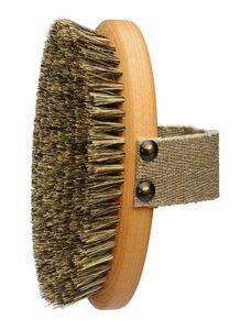 фото FORSTERS NATURAL Щётка массажная из древесины и натуральной щетины
