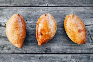 фото SASHA BREAD BAKERY Набор пирожков с капустой 3шт 180г