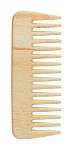 фото FORSTERS NATURAL Расчёска деревянная для кудрявых волос