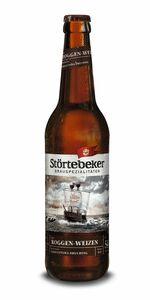 фото Пиво STORTEBEKER Рогген-Вайцен тёмное нефильтрованное пшеничное, Германия, алк. 5,4% 0,5 л