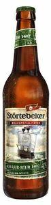 фото Пиво STORTEBEKER Келлер Бир 1402 светлое нефильтрованное пастеризованное, Германия, алк. 4,8% 0,5 л