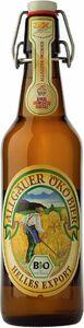фото Пиво DER HIRSCHBRAU Око Бир светлое фильтрованное, Германия, алк. 5,2% 0,5 л