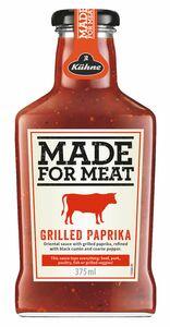 фото KUHNE Made for Meat Соус томатный С паприкой-гриль Grilled Paprika ст/бут 375 мл