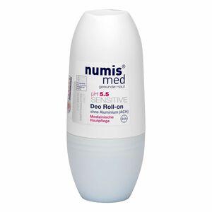 фото NUMIS MED Дезодорант шариковый Сенситив pH5 5 50 мл