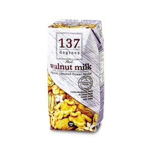 фото Молоко из грецкого ореха Веган 137 DEGREES 180мл