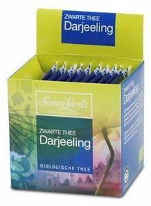 """фото SIMON LEVELT Чай Черный байховый """"Darjeeling"""" (10 пакетиков)"""