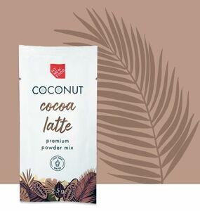 фото MYNEWFOOD Какао на кокосовом молоке, саше 25 г