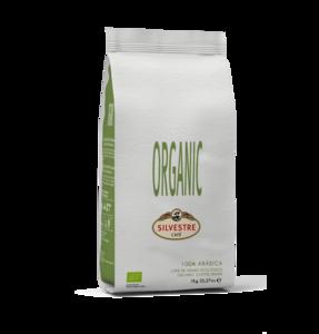 фото Caf? Silvestre Кофе натуральный жареный в зернах 100% арабика Органический,1 кг