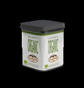 фото Caf? Silvestre Кофе натуральный жареный молотый 100% арабика Органический,250 г