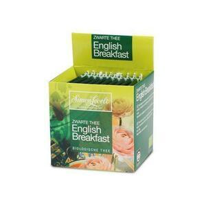 фото SIMON LEVELT Чай черный English Breakfast пакетированный 10* 1,75 г