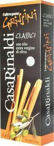 фото CASA RINALDI Хлебные палочки Гриссини с оливковым маслом 1/12 125 г
