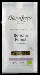 "фото SIMON LEVELT Чай зелёный ""Sencha Finest"" ORGANIC Premium 90 г"