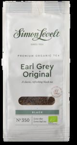 """фото SIMON LEVELT Чай чёрный """"Earl Grey Original"""" ORGANIC Premium 90 г"""