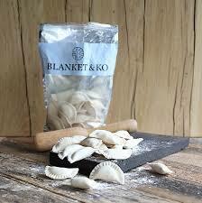 фото BLANKET&KO Вареники с картошкой и грибами 1000 г