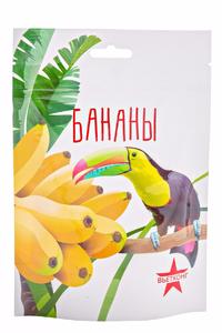 фото ВЬЕТКОНГ Бананы сушеные zip-пакет 100г