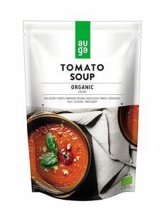 фото AUGA Суп-крем томатный пакет д/п ORGANIC 400 г