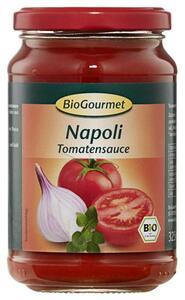фото BIOGOURMET Соус томатный Наполи 340 г