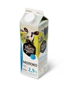 фото УГЛЕЧЕ ПОЛЕ Молоко пастеризованное 2,5%