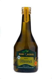 фото MANI BLAUEL Масло оливковое E.V. P.D.O  Crete 500 мл