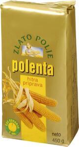 фото ZLATO POLJE Крупа кукурузная полента БИО 450 г