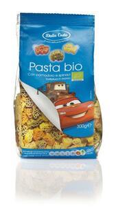 фото DALLA COSTA Макаронные изделия Дисней фигурные со шпинатом и томатом Тачки Био 300 гр