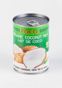 фото FOCO Молоко кокосовое 10-12% 400 мл ж/б