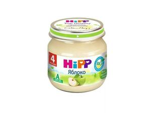 фото HIPP Пюре яблоко с 4 мес 80 г