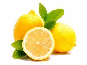 фото Лимоны