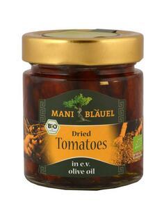 фото MANI BLAUEL Помидоры сушеные в оливковом масле 180 г