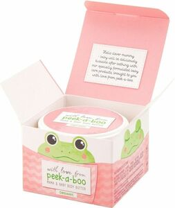 фото PEEK-A-BOO Органическое увлажняющее масло для малыша и мамы 100 мл